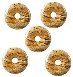 Picture Jasper Donut Bead 25mm