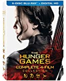 Hunger Games: Complete 4 Film Collection [Blu-ray] [Import]