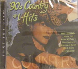 '90s Country #1 Hits
