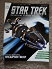 STAR TREK KRENIM TEMPORAL WEAPON SHIP THE OFFICIAL STARSHIPS COLLECTION ISSUE 22