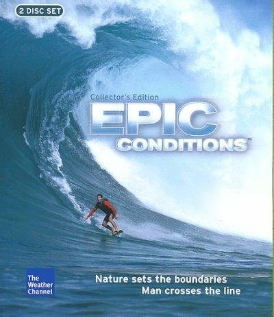 Epic Conditions: The Weather Channel [Blu-ray]