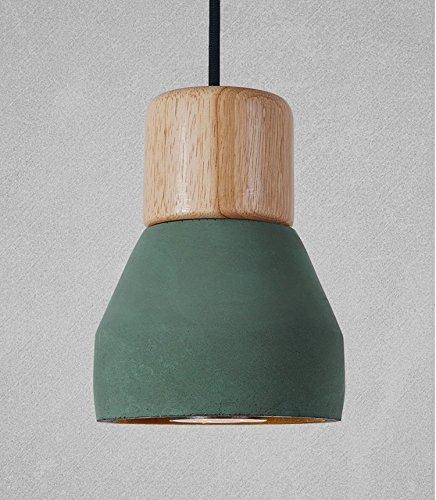 yupdcreative-european-style-cement-pendant-lightgreen