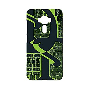 G-STAR Designer Printed Back case cover for Asus Zenfone 3 (ZE520KL) 5.2 Inch - G4085