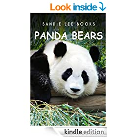 PandaBears - Sandie Lee Books (children's animal books age 4-6, wildlife photography, animal books nonfiction)