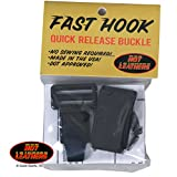 Helmet Chin Strap Quick Release By Fast Hook