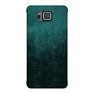 Beautiful Texture Back Case Cover for Galaxy Alpha
