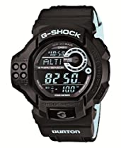 "Casio G-shock ""G-shock X Burton Collaboration"" Gdf-100btn-1jr for G-shock 30th Anniversary (Japan Import) & Limited Edition)"