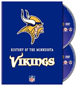 NFL History of the Minnesota V [Import]
