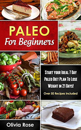 Download Free Paleo Paleo For Beginners Start Your Ideal 7