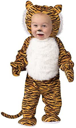 Baby Cuddly Tiger Costume