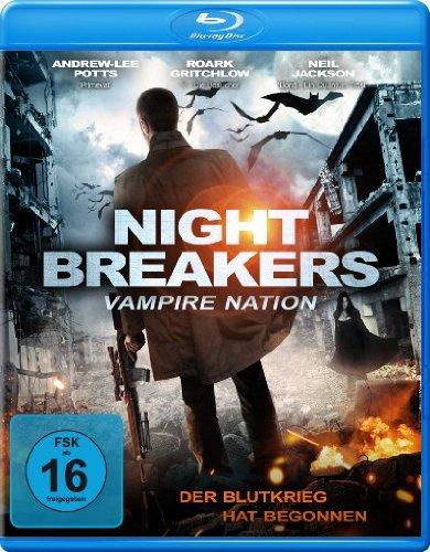 Nightbreakers - Vampire Nation [Blu-ray]