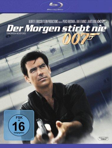 James Bond - Der Morgen stirbt nie [Blu-ray]