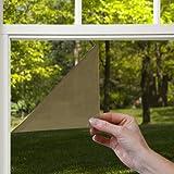Gila CDB36-100 Glare Control Residential Window Film, Bronze,36-Inch by 100-Feet