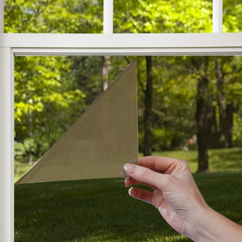 Gila CDB36-100 Glare Control Residential Window Film, Bronze,36-Inch by 100-Feet
