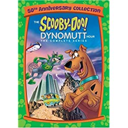 Scooby-Doo/Dynomutt Hour CSR SD50 LL DVD