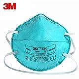 Flever 5 PCS 3M 1860 medical Protective Mask, Medical Disposable Mask, Maintenance-free Anti-particle Dustproof Medical Mask
