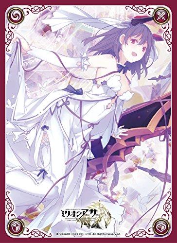 ミリオンアーサーTCG オフィシャルカードスリーブ 【終末の乙女】 純白型ファルサリア (MAS-013)