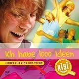 echange, troc Kisi Kids - Ich habe 1000 Ideen (Livre en allemand)