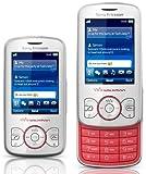 Sony Ericsson W100i Spiro Mobile Phone - Pink