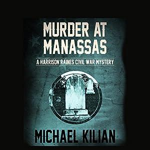 Murder at Manassas Audiobook