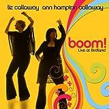 Liz Calloway & Ann Hampton Boom! Live at Birdland