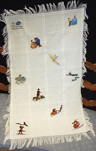Mcg Textiles Disney Dreams Blanket Collection, Baby Afghan 29X45 front-75007