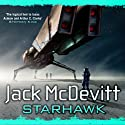 Starhawk Audiobook by Jack McDevitt Narrated by Tavia Gilbert