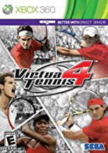 Virtua Tennis 4(輸入版)