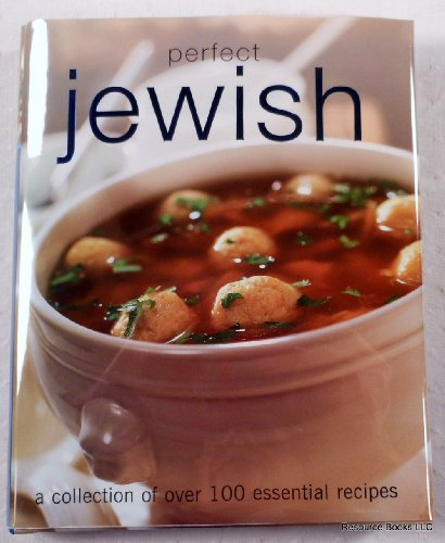 Perfect Jewish 100 Essential Recipes 9781407563497