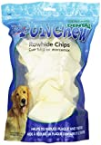 FunChew Grams Dental Rawhide Chips for Dogs, 180gm