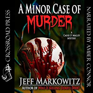 A Minor Case of Murder: A Cassie O' Malley Mystery (Five Star Mystery Series) | [Jeff Markowitz]