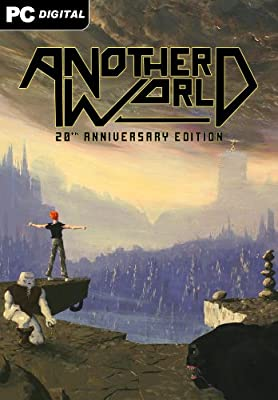 Another World - 20th Anniversary Edition (Mac) [Online Game Code]