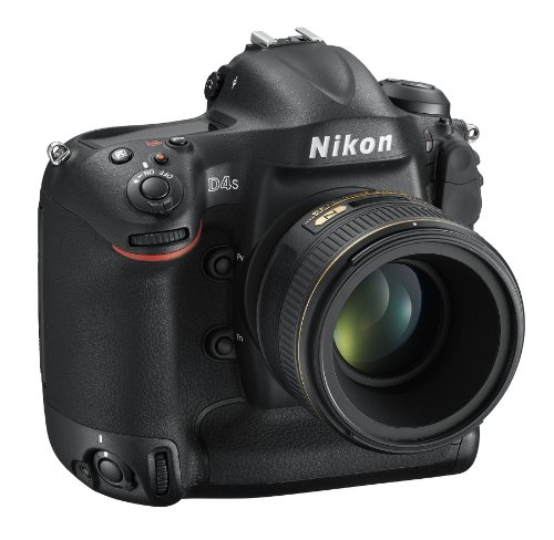 Nikon D4S 16.2 MP CMOS FX Digital SLR with Full 1080p HD Video (Body Only) Big Discount