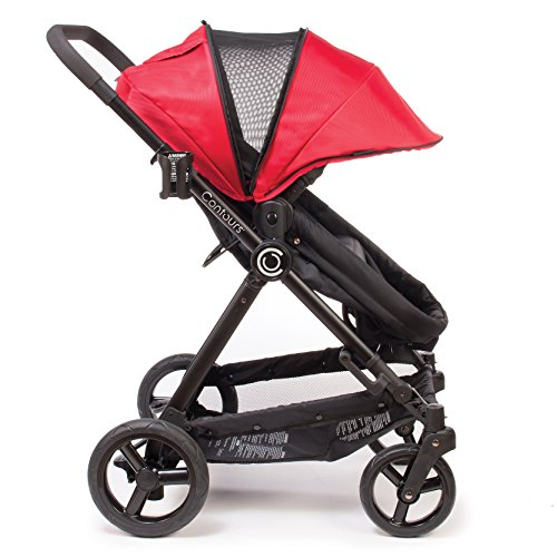 Contours Bliss 4-in-1 Convertible Stroller System,