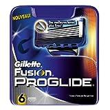 Gillette - 84842298 - Lames  Fusion - Proglide Manuel pack de 6 Lamespar Gillette
