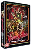 Video Nasties: The Definitive Guide [DVD] Limited Edition