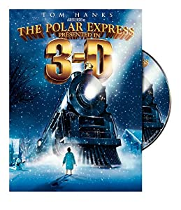 The Polar Express Presented In 3-d by Warner Home Video