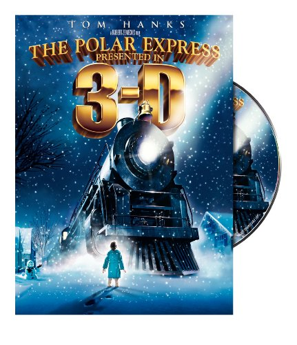 Cover art for  The Polar Express Presented in 3-D