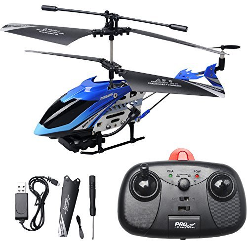 ToyJoy M310 3.5 Channel Ready to Fly Remote Control Top Speed Helicopter