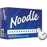 Noodle Spin Golf Balls (1 Dozen)