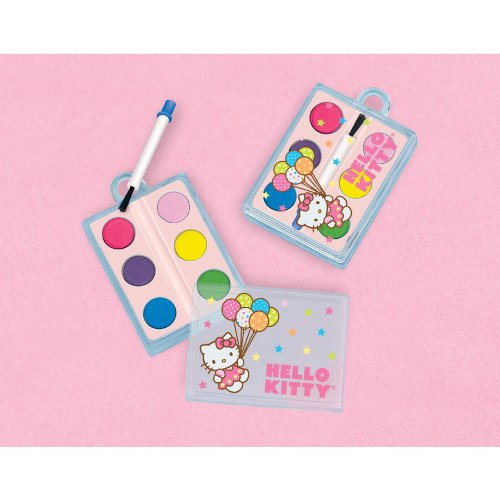 Hello Kitty Paint Set - 1