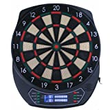 "Stamm Sports Elektronisches Dartboard Derby, beige/schwarz, 55 x 4,5 x 44 cm D220CQvon ""Stamm Sports"""