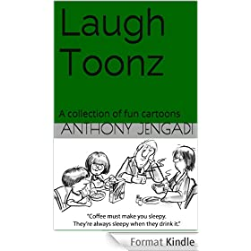 Laugh Toonz: A collection of fun cartoons. Vol.1 (English Edition)
