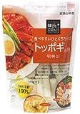 徳山物産 韓流ごはん トッポギの餅 200g×3個
