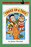 Three Up A Tree Promo (Easy-to-Read, Puffin) (0141308605) by Marshall, James