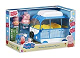 Peppa Pig Holiday Time Campervan Playset