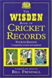 img - for The Wisden Book of Cricket Records book / textbook / text book