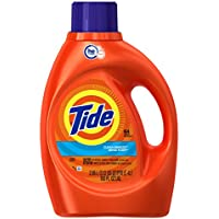Tide Clean Breeze High Efficiency Liquid Laundry Detergent 100 oz + $10 Gift Card