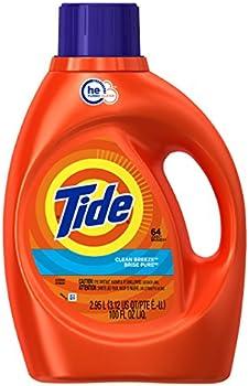 Tide Clean Liquid Laundry Detergent + $10 GC