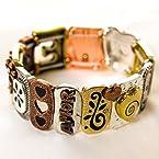 Tri-Tone Love Bracelet